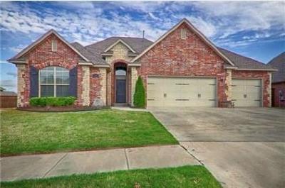 Edmond Single Family Home For Sale: 15500 Maple Ridge Lane