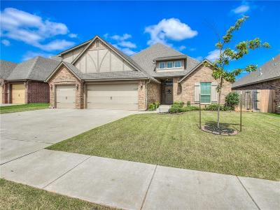 Moore OK Single Family Home For Sale: $262,000