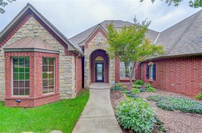 Edmond Single Family Home For Sale: 3327 Fox Hill Terrace