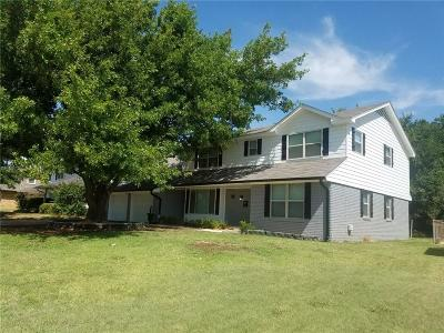 Oklahoma City Single Family Home For Sale: 1213 NW 85th Street