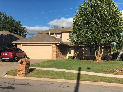 Single Family Home For Sale: 14312 S Brent Drive