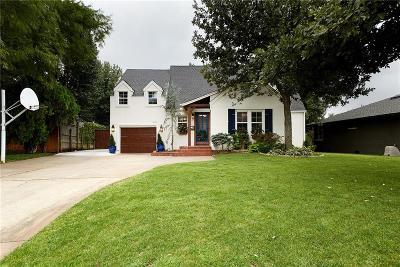 Nichols Hills Single Family Home For Sale: 1214 Belford Avenue