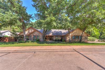 Edmond Single Family Home For Sale: 411 Hunters Court