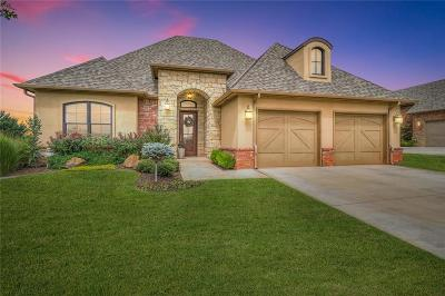 Edmond Single Family Home For Sale: 357 Saint Claire Drive