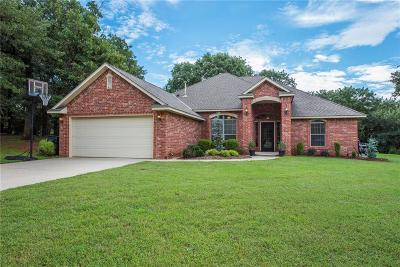 Norman Single Family Home For Sale: 312 Lakeshore Circle