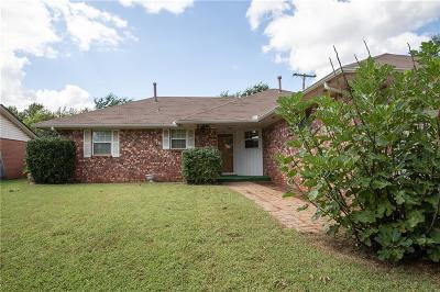 Edmond Single Family Home For Sale: 3005 Kelsey Drive