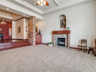 Edmond Single Family Home For Sale: 17000 Prestwick Circle