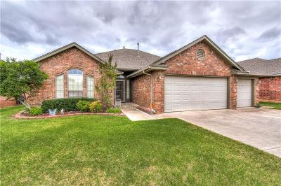 Moore OK Single Family Home For Sale: $174,900