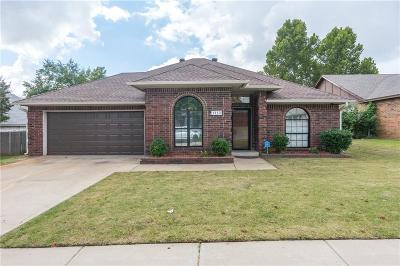 Moore OK Single Family Home Pending: $130,000