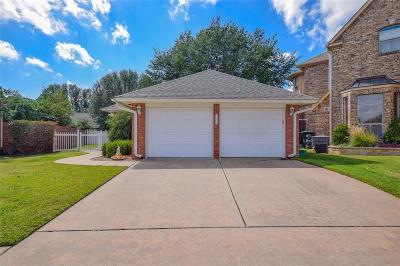 Norman Single Family Home For Sale: 3836 Tudor Circle