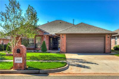 Edmond Single Family Home For Sale: 4908 NW 164th Terrace