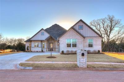 Edmond Single Family Home For Sale: 10813 Rambling Creek Dr
