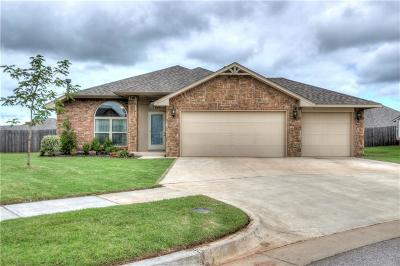 Edmond Single Family Home For Sale: 2909 NW 183rd Circle