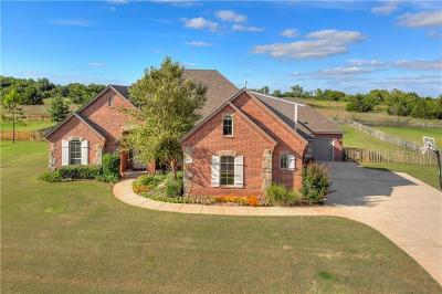 Edmond Single Family Home For Sale: 1975 Crossfield Drive