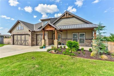 Edmond Single Family Home For Sale: 4908 Coronado Bridge Court