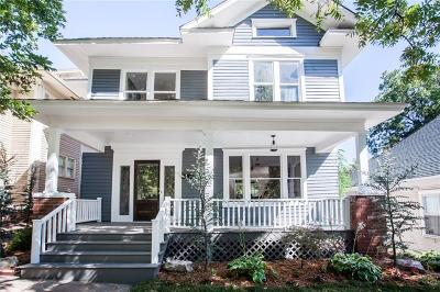 Single Family Home Sold: 613 NW 16th Street