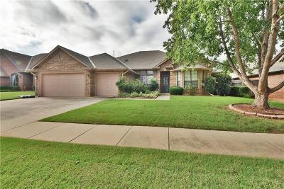 Edmond Single Family Home For Sale: 804 NW 143rd Street