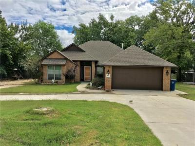 Midwest City Single Family Home For Sale: 402 S Davidson