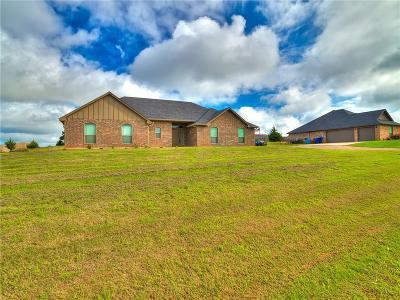 Guthrie Single Family Home For Sale: 5772 Hillside