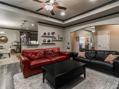 Edmond Single Family Home For Sale: 7440 Ashley Trail