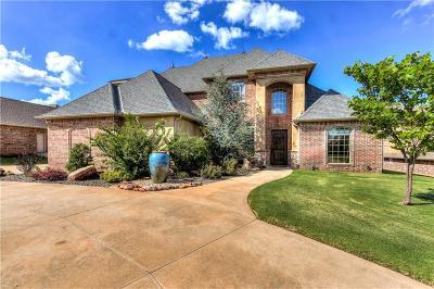 Edmond Single Family Home For Sale: 3409 Dornoch Drive