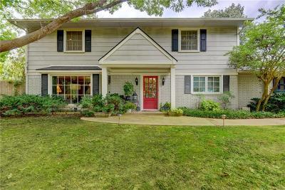 Edmond Single Family Home For Sale: 4401 Karen Drive