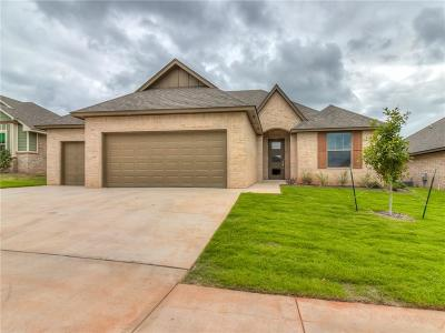 Edmond Single Family Home For Sale: 8400 NW 159th Street