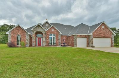 Single Family Home For Sale: 13201 S Anderson Road