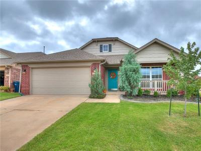 Edmond Single Family Home For Sale: 2840 NW 183rd Street
