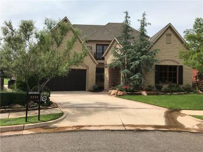 Edmond Single Family Home For Sale: 3333 NW 170th Court