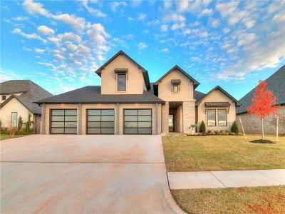 Oklahoma City Single Family Home For Sale: 13200 Knight Island Drive