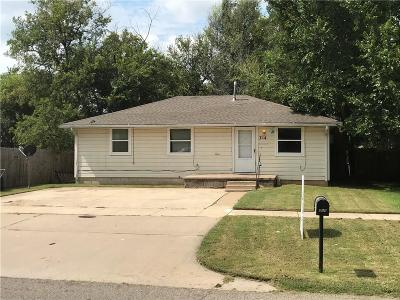 Norman Single Family Home For Sale: 314 N Cockrel Avenue