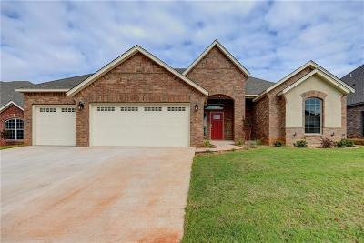 Edmond Single Family Home For Sale: 7129 NW 156th Street