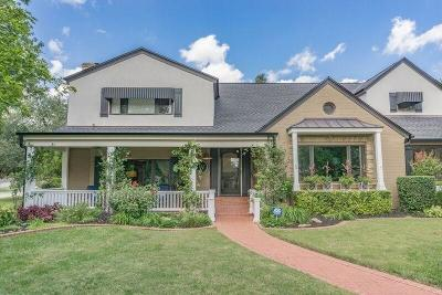 Nichols Hills Single Family Home For Sale: 1717 Elmhurst
