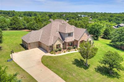 Edmond Single Family Home For Sale: 5509 Chateau Lane