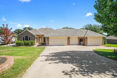 Guthrie Single Family Home For Sale: 11664 Country View