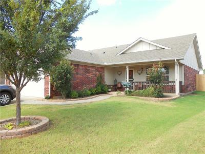 Edmond Single Family Home For Sale: 2625 NW 186th Street