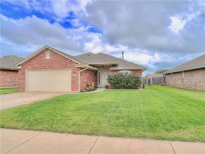Moore OK Single Family Home For Sale: $168,900