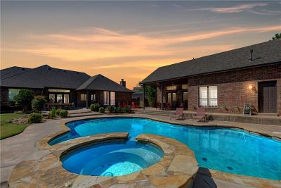Edmond Single Family Home For Sale: 2699 W Crystal Springs Circle