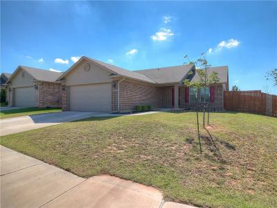 Edmond Single Family Home For Sale: 2828 NW 188th Street