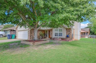 Moore OK Single Family Home For Sale: $205,900