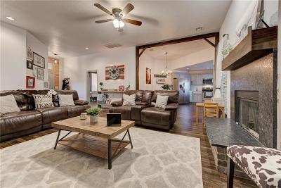 Edmond Single Family Home For Sale: 1712 Craig Boulevard