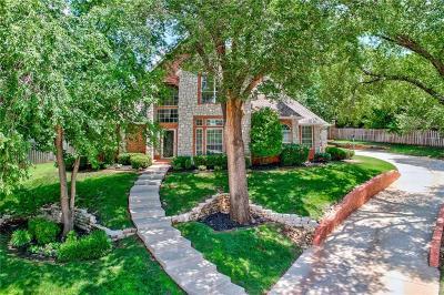 Edmond Single Family Home For Sale: 2708 Sawgrass Court