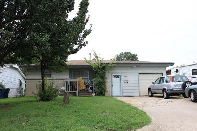 Midwest City Single Family Home For Sale: 900 Stiver Drive