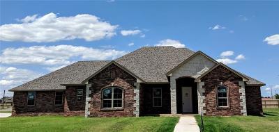 Oklahoma City Single Family Home For Sale: 12116 Sequro Lane