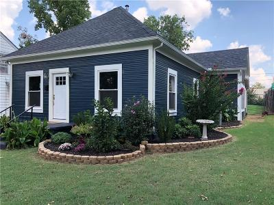 Guthrie Single Family Home For Sale: 426 N Park Place