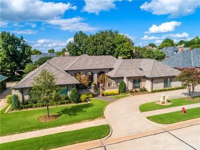 Norman Single Family Home For Sale: 4417 Hidden Hill Road