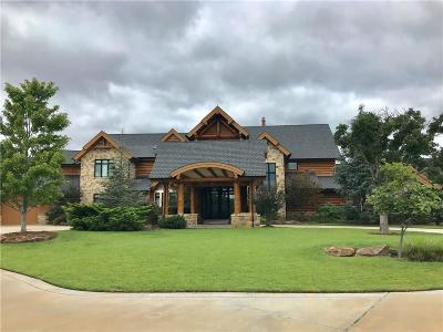 Edmond Single Family Home For Sale: 7800 Indian Springs