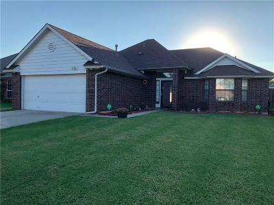 Oklahoma City OK Single Family Home For Sale: $142,000
