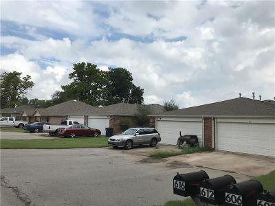 Multi Family Home For Sale: 602 N Harrison